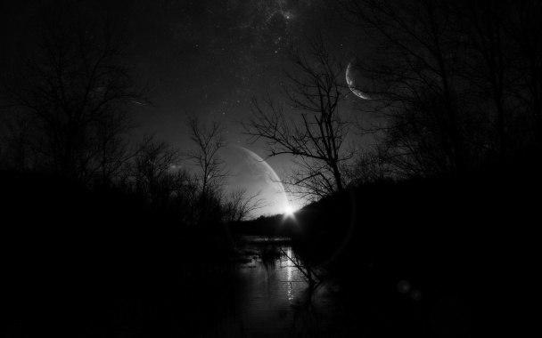 """Рідкісний """"чорний"""" Місяць захопить сьогодні небо. Як пережити рідкісне явище"""