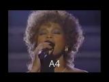 Toni Braxton Vs Whitney Houston