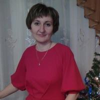 Анкета Ольга Муренкова