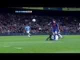 ЧИ 2011-12 | 20 тур | Барселона - Малага 4-1 | 2 тайм