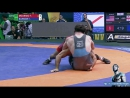 65 кг. Фрэнк Молинаро - Иверико Джулакидзе