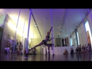 Exotic Pole Dance - Nina K Kozub! workshop Zürich 2016