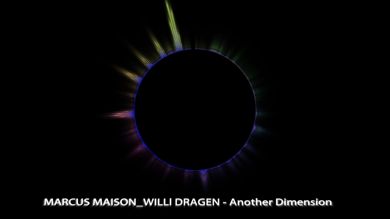 MARCUS MAISON_WILLl DRAGEN - Another Dimension