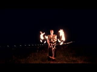 Огненное шоу Ульяновск ZION