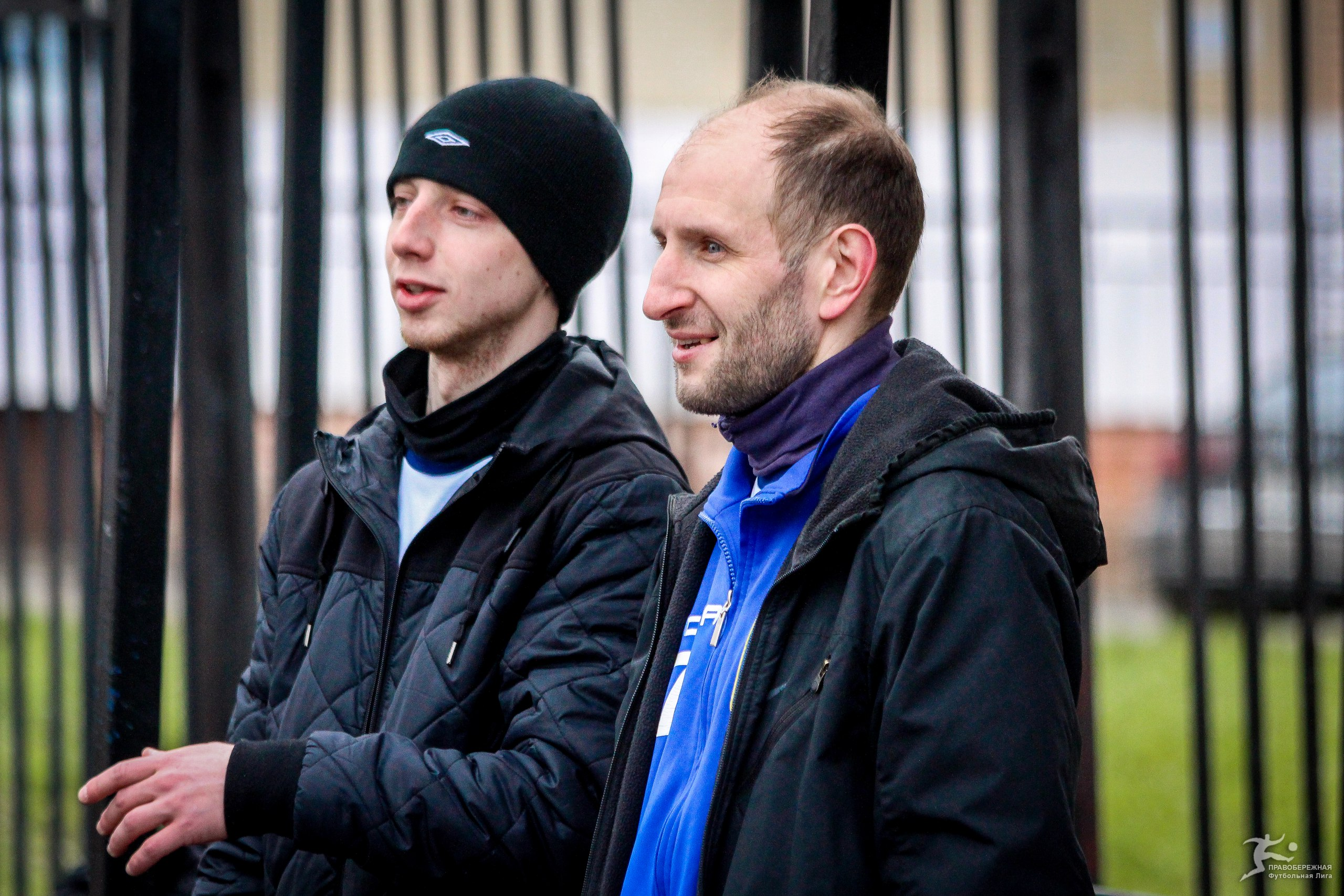 Максим Логвин и Андрей Денисов