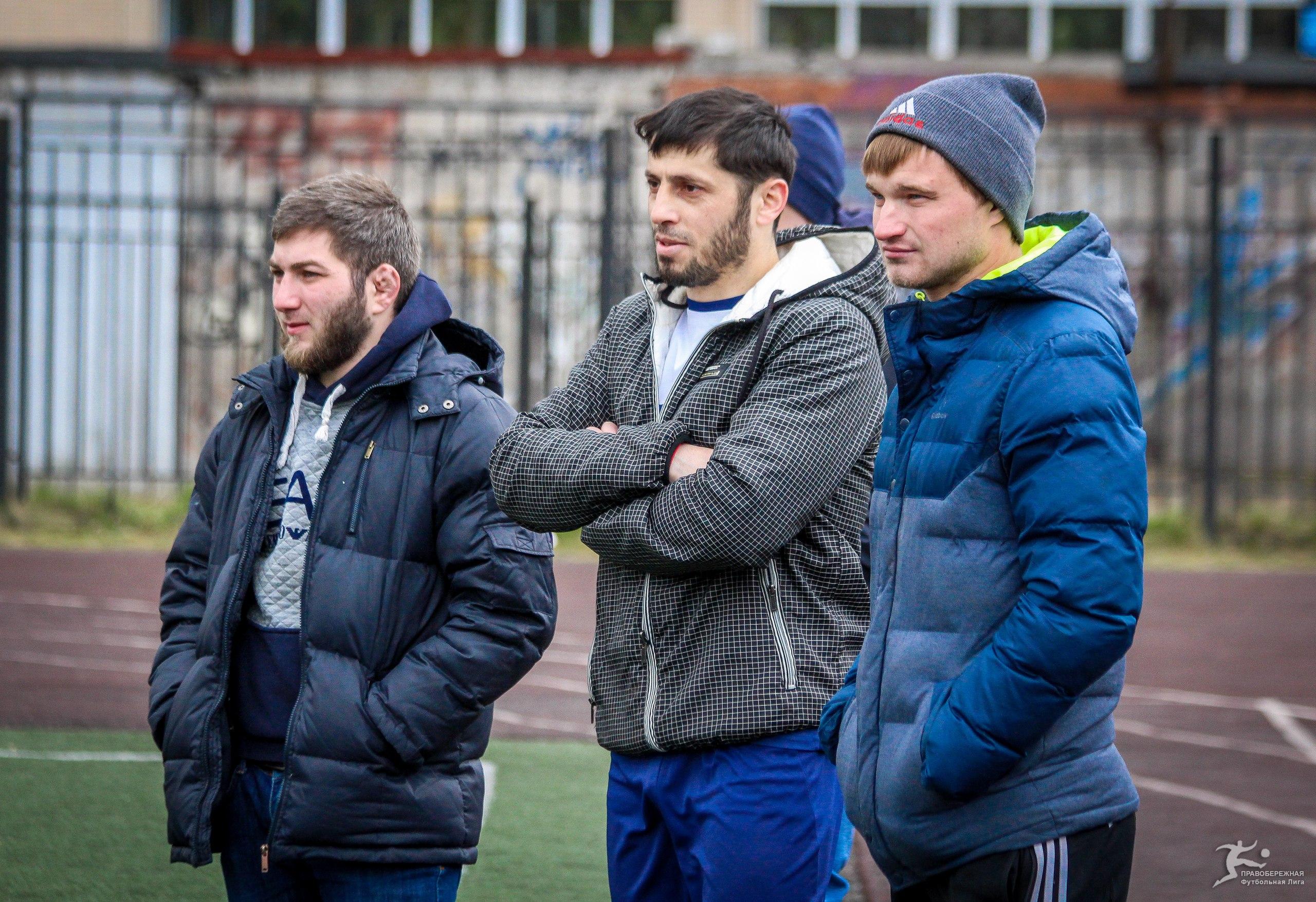 Башир Магомедшафиев и Виталий Александров