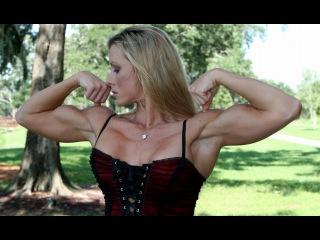 Female Bodybuilding and Fitness Motivation FBB Muscle women(диагноз-спорт)