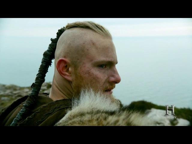 Odin appears in Kattegat - Vikings 4x16