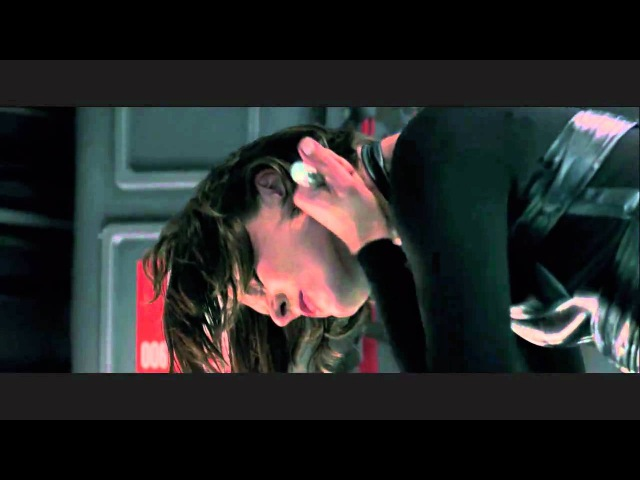 Resident Evil Afterlife - Alice Loses her Powers Blu-Ray HD