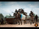 Paintball Big Game on Real Tanks - Ветераны. Пейнтбол Алабино.