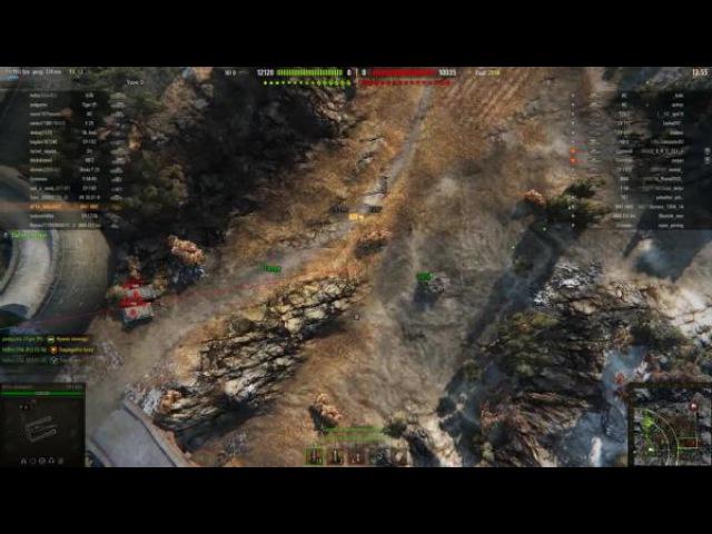 Смешные моменты, приколы и баги World of Tanks
