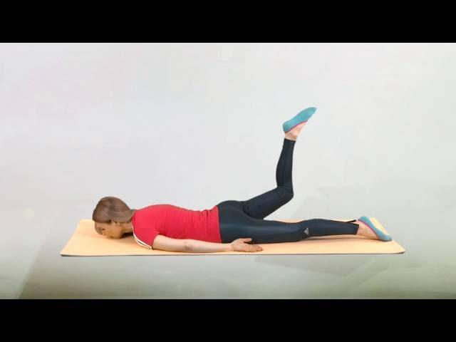 Гимнастика для лечения коленей, часть 2 - упражнения при артрозе коленных сустав ...