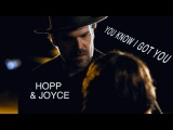 Joyce & Hopper |