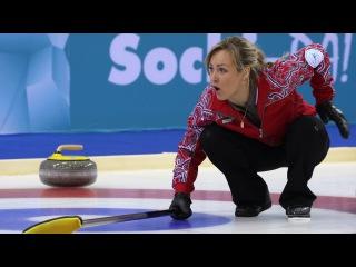 CURLING: SUI-RUS World Junior Chps 2014 - Women Draw 5