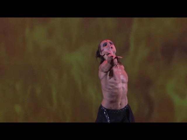 «Болеро» Равеля. Исполняет Фарух Рузиматов. Bolero by Maurice Ravel. Dancing Farukh Ruzimatov.