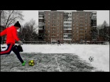 Football weather is not a hindrance!  Погода футболу не помеха!