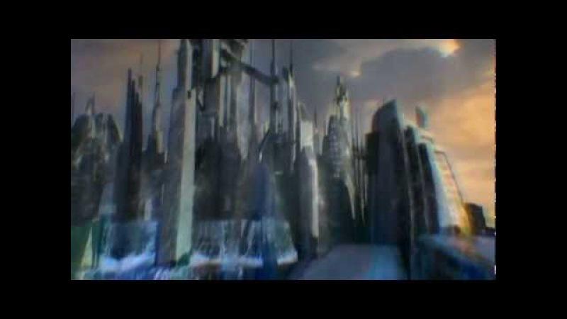 Opening SG Atlantis estilo Star Trek Voyager / SG Atlantis style Star Trek Voyager