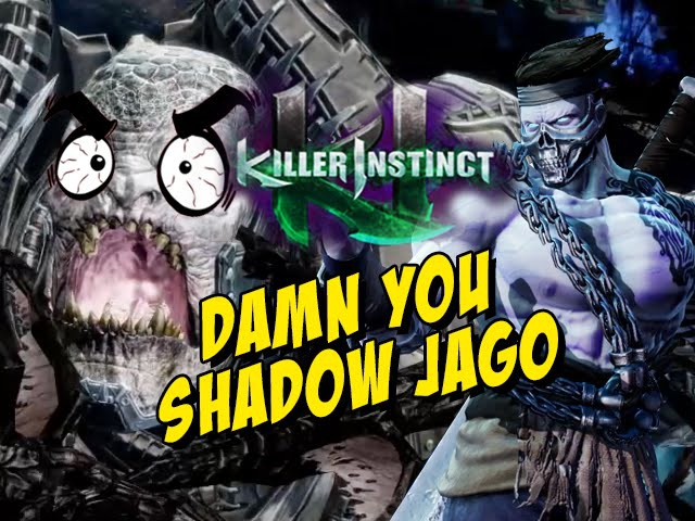 SHAGO THE RAAM KILLER General Raam - Killer Instinct Online Matches