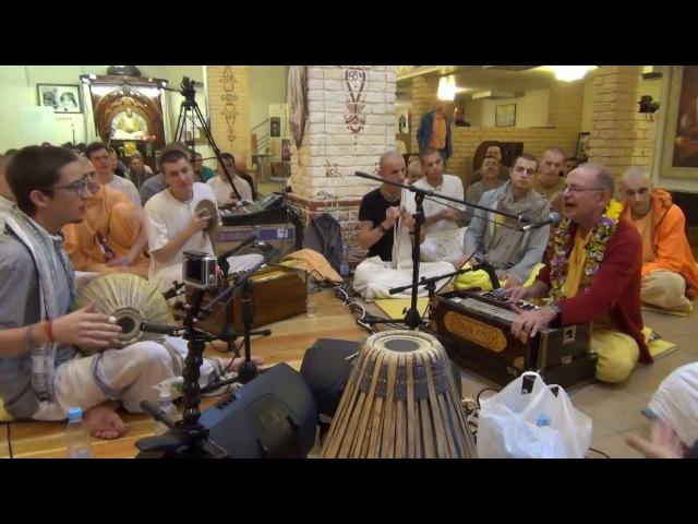 Основной смысл мантры (Е.С. Бхакти Вигьяна Госвами) - Москва, 23.04.2016
