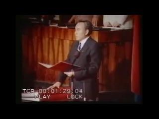 Эксклюзивное видео! Н. Назарбаев даёт присягу и становится президентом Казахской ССР. 1990 год.