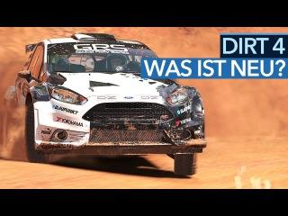 DiRT 4 - Gameplay & Fazit: Was es anders als bei DiRT Rally?