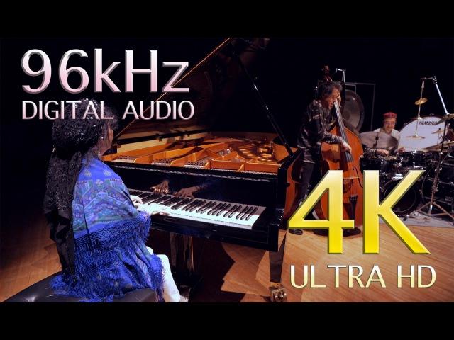 Mayo Nakano Piano Trio Scabious 4K UHD Video 96kHz Audio