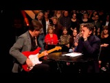 Hank Marvin on Later With Jools Holland 27052014