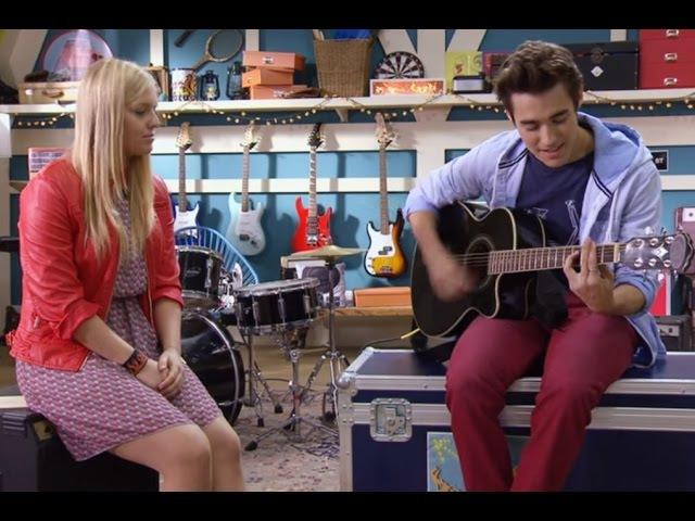 Сериал Disney Виолетта Сезон 3 Эпизод 55