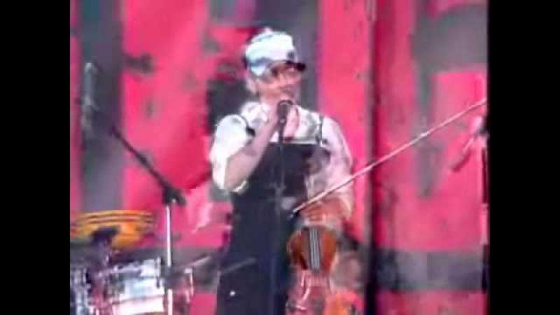 Сурганова и Оркестр Нашествие 2004