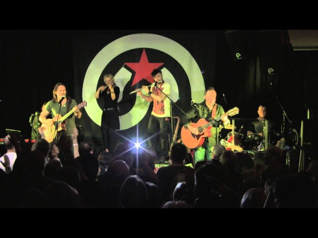 RAY WILSON - Solsbury Hill - live at hypothalamus 12.03.2016