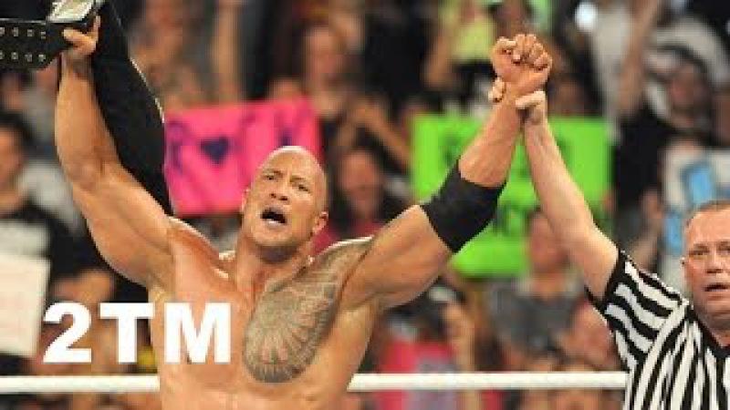 WWE Royal Rumble 2013 Highlights HD