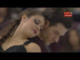 GP Skate Canada 2016. Ice Dance - FD. Laurence FOURNIER BEAUDRY / Nikolaj SORENSEN
