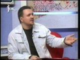 Василий Попов  рок - группа ВЕК  прямой эфир ТДК
