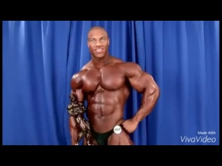 Phil Heath 2005 2006 - From A Amature To Mr. Olympia PART 1