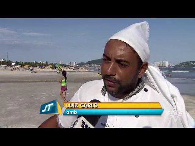 Guarujá multa Sabesp em R$ 3,6 mi por poluição na Praia da Enseada G1 Santos Região Jornal Trib