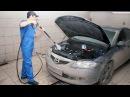 Мыть или не мыть как без риска для машины убрать грязь с двигателя