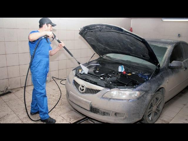 Мыть или не мыть: как без риска для машины убрать грязь с двигателя