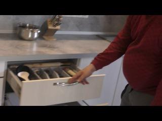 Кухня пластик. г. Королев Тарасова 25