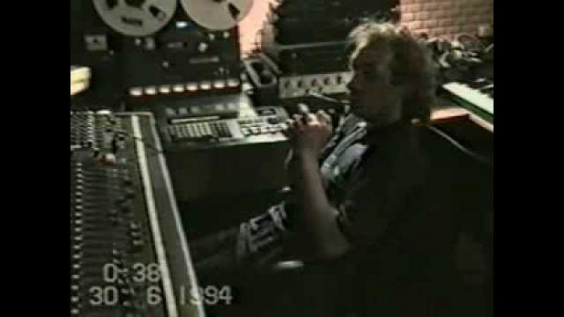 Сергей Кузнецов работа в студии 1994 год