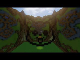 Minecraft Timelapse - Pikachu