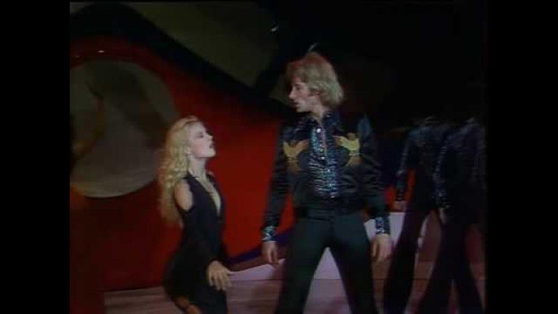 Johnny hallyday et Sylvie Vartan Vivre Inedit 1973
