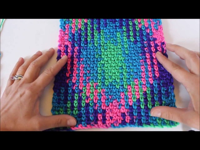 Planned Pooling with Crochet Made Easy - 4 Simple Steps