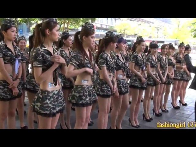 Güzellik Yarışması Adaylarından Ordu Kurulursa.. - Dailymotion Video