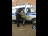В Уфе задержали мужчин, которые в пробке напали на сотрудника ГИБДД