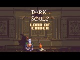 Dark Souls - Gwyn, Lord Of Cinder 8 Bit