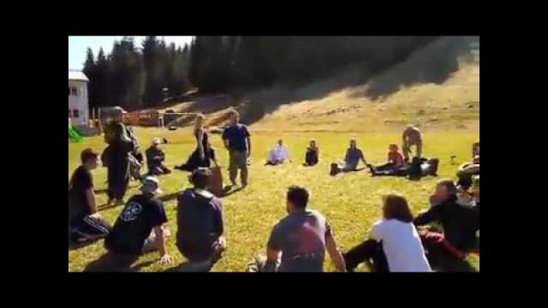Игра на внимание - СКАРБ -Словакия