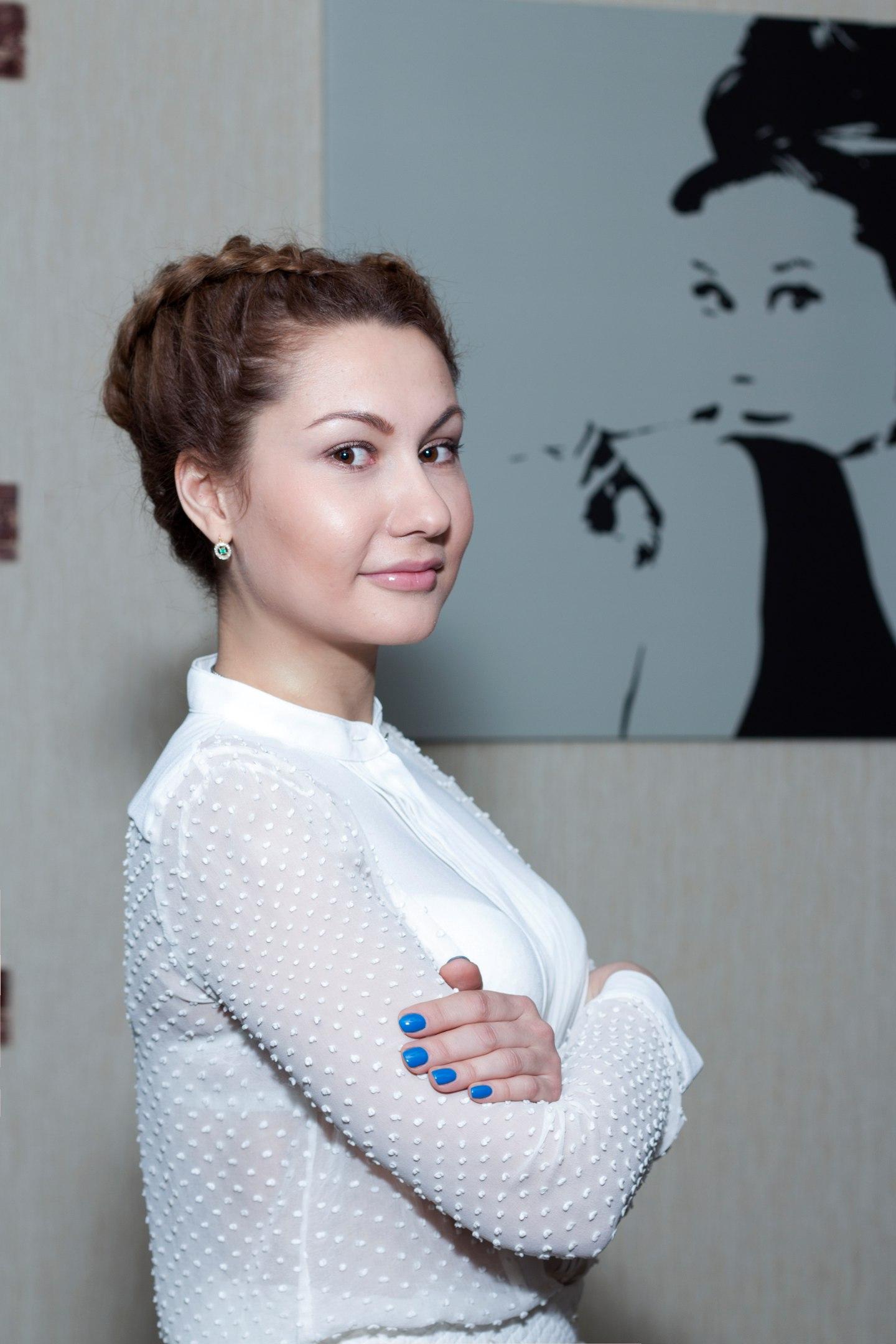 Екатерина Парфенова