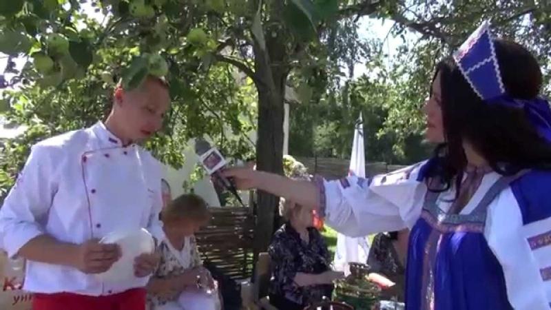 МГУТУ - Казачья кухня. 1- й казачий университет на фестивале