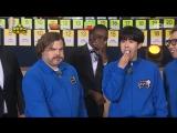 [Infinite Challenge] 무한도전 - Jack Black vs Kwanghee marshmallow match! 20160130