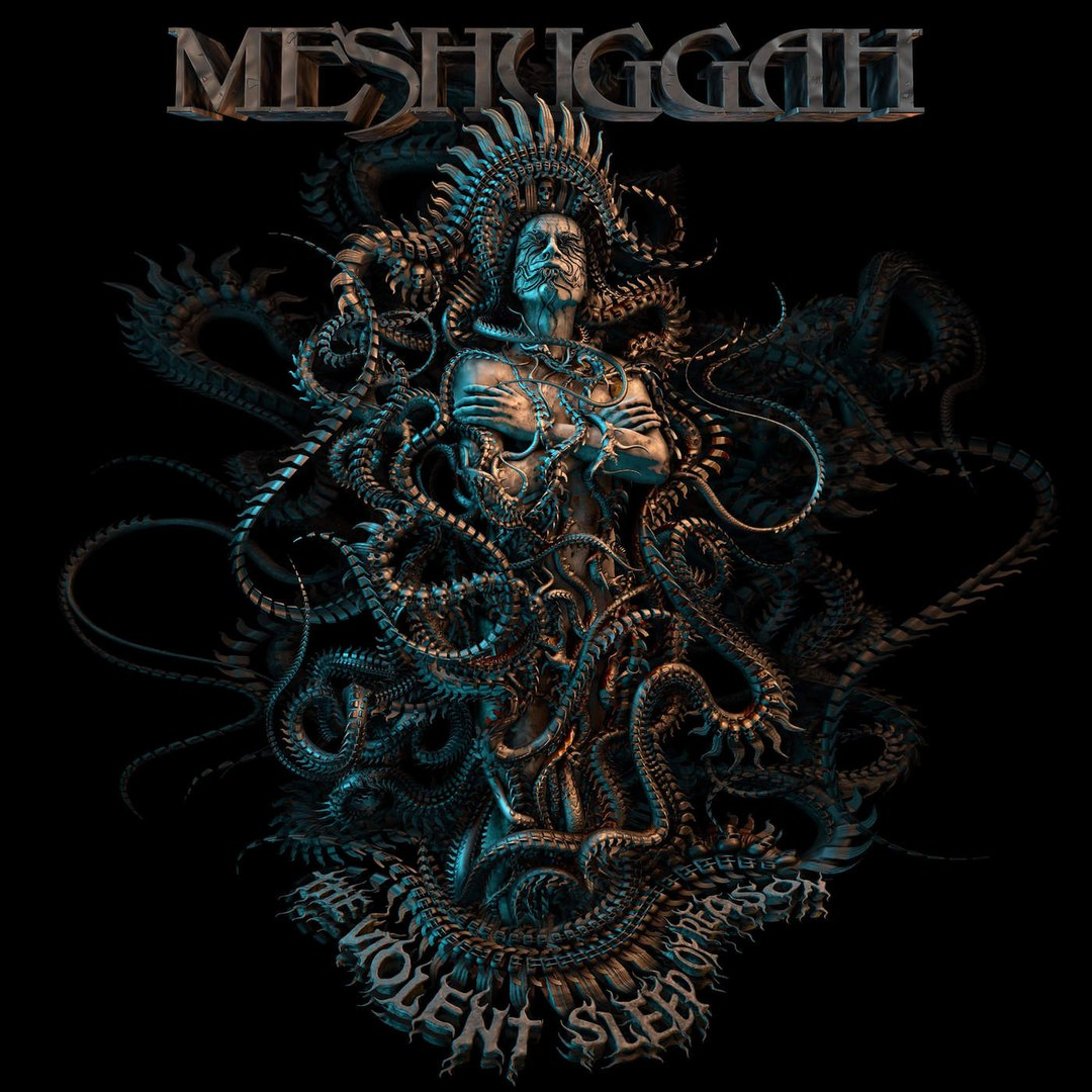Meshuggah - Born In Dissonance [Single] (2016)